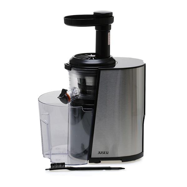 Slow Juicer Adalah : Jual JUSEU PC150B Slow Juicer - Silver Hitam Online ...