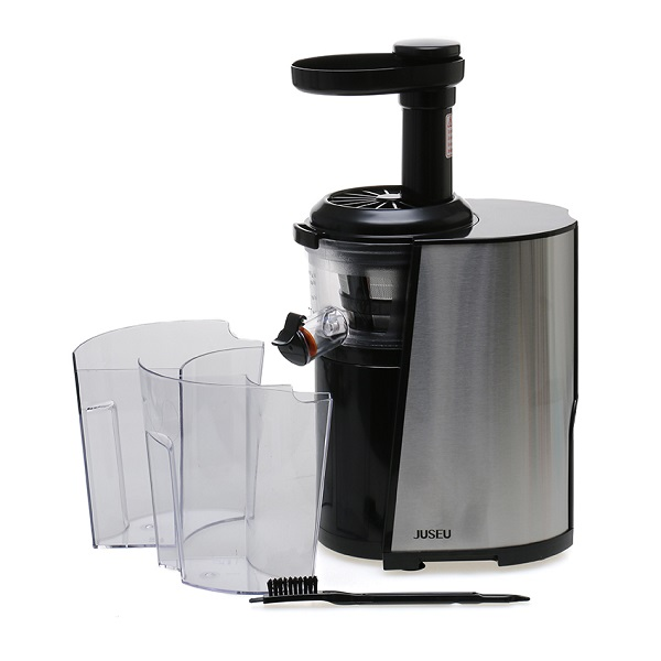 Juseu PC150B Slow Juicer - Silver-Hitam Lazada Indonesia