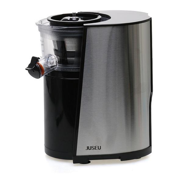 Beda Slow Juicer Dan Juicer Biasa : Jual JUSEU PC150B Slow Juicer - Silver Hitam Online - Harga & Kualitas Terjamin Blibli.com