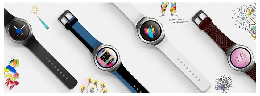 Samsung Gear S2 Smartwatch (Sport/Classic Leather) Samsung_Gear_S2_X_atelier_mendini