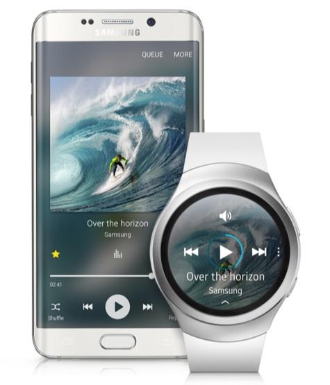 Samsung Gear S2 Smartwatch (Sport/Classic Leather) Samsung_Gear_S2_conectivity