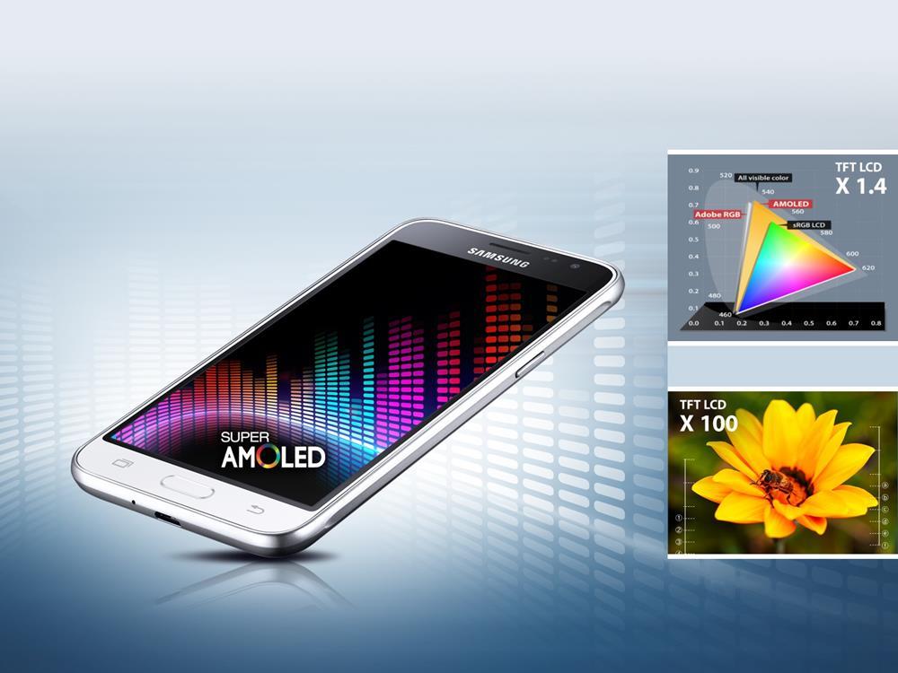 Samsung Galaxy J3 SM J320