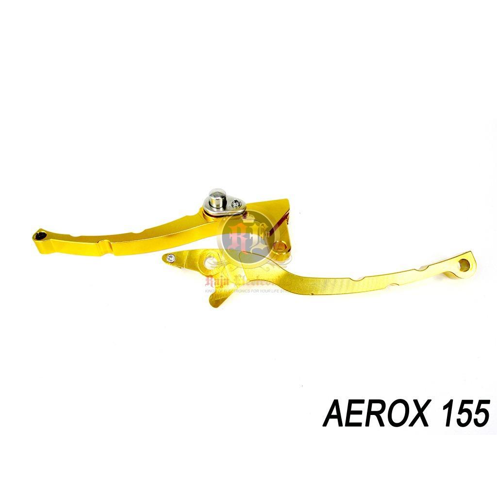 Kehebatan Aerox Cover Radiator Cnc Tutup Motogp Carbon 155 Handle Full Gold