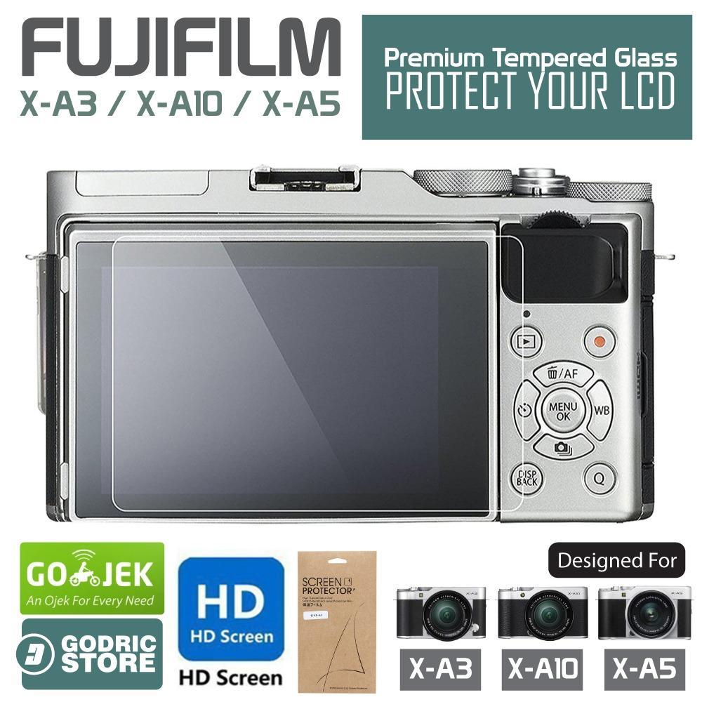 Fujifilm X-A3 / XA3 / X-A10 / XA10 / X-A5