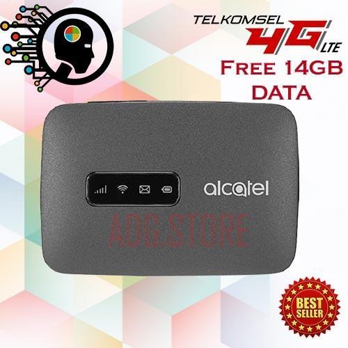 MIFI ALCATEL 4G LTE MW40 SUPPORT ALL OPERATOR