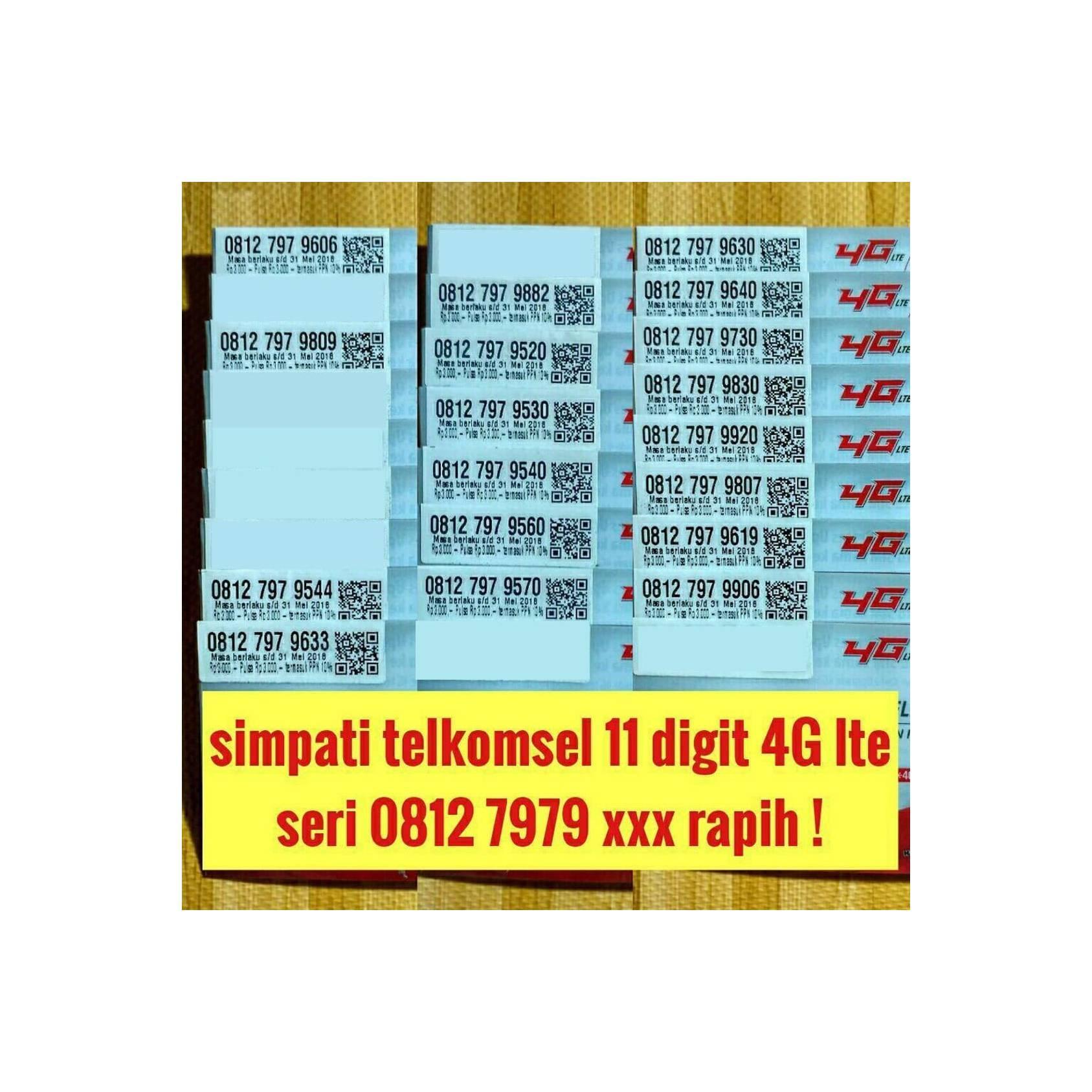 Kehebatan Kartu Perdana Simpati Internet 11gb Dan Harga Update Nomor Cantik Pilihan 11 Digit Telkomsel 4g Lte