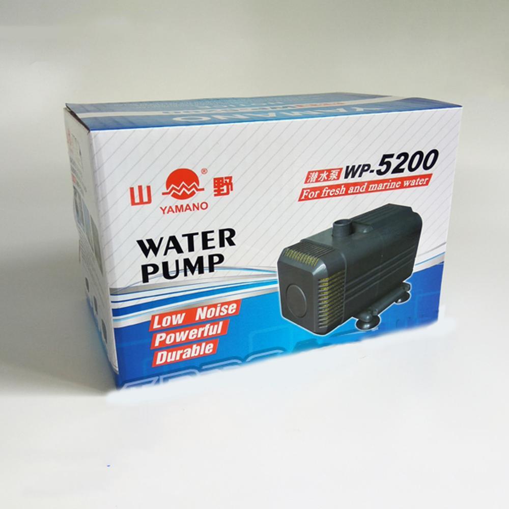 Yamano Wp105 Akuarium Pompa Air Ikan 3000lh Kolam Aquarium Fish5  Wp 103 Wp5200 2800l H Fish