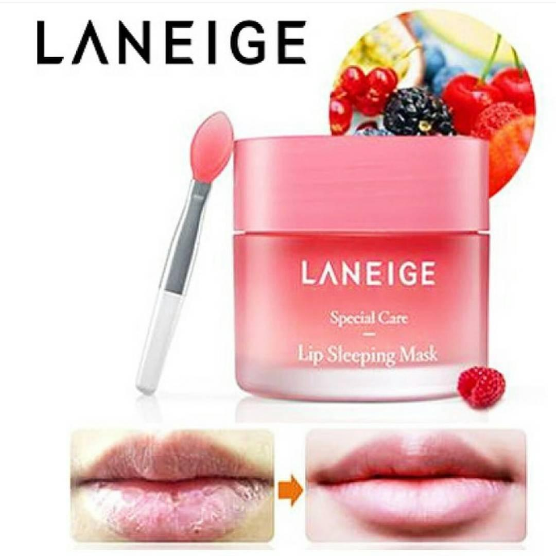 Kehebatan Masker Bibir Gold Lip Mask Dan Harga Update Teknologi Bioaqua Pink Laneige Sleeping 3g Original 100 Korea