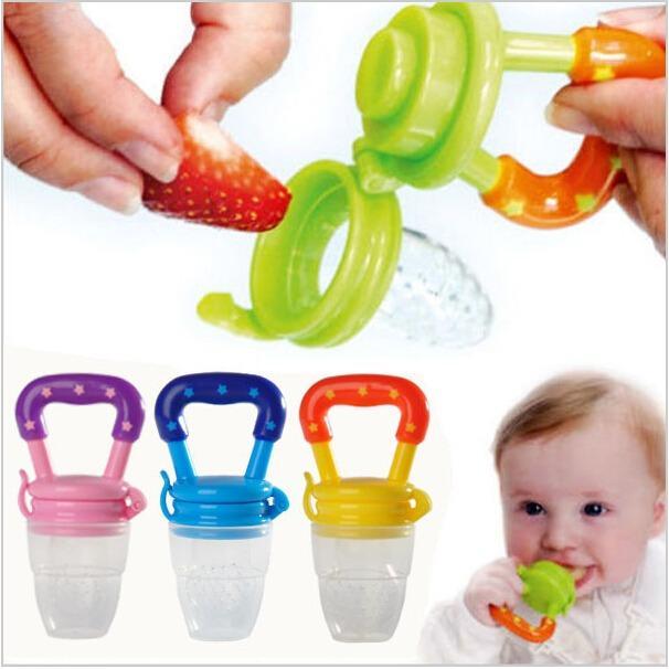 Clip Fresh Plastic Round Container 500ml Transparanlid Violet Source · Empeng Buah Segar Fresh Food Feeder