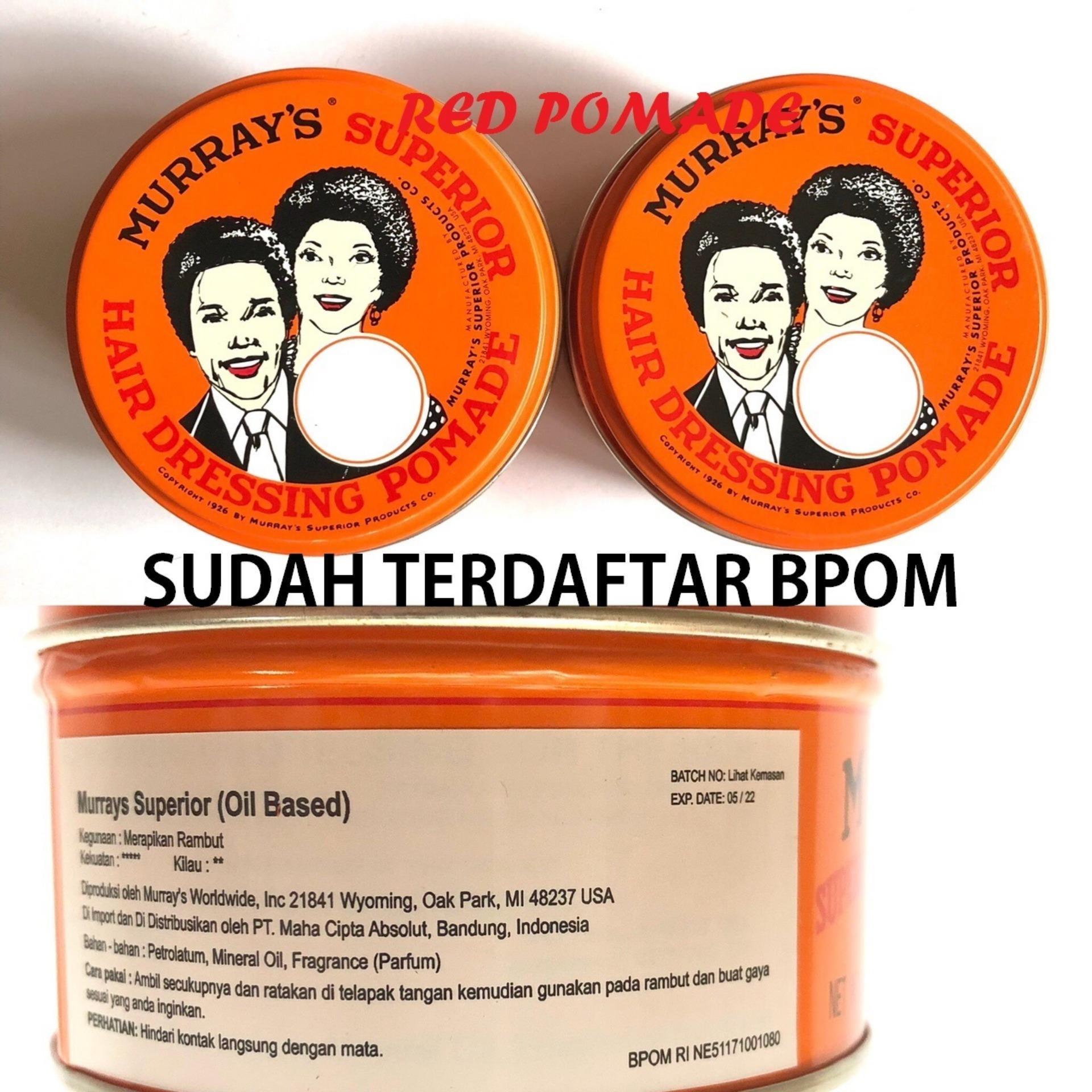 Kehebatan Dunhal Dunahl Pomade Type Xtr Oil Based 3 5oz Qn2gfj Minyak Rambut Tm Kopi Murrays Superior Oz Heavy Oilbased
