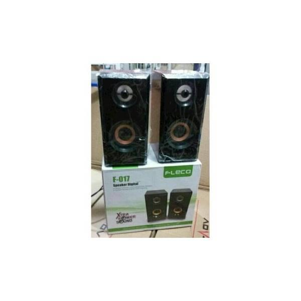 Hot Promo speaker digital fleco speaker aktif / speaker laptop / speaker super bass