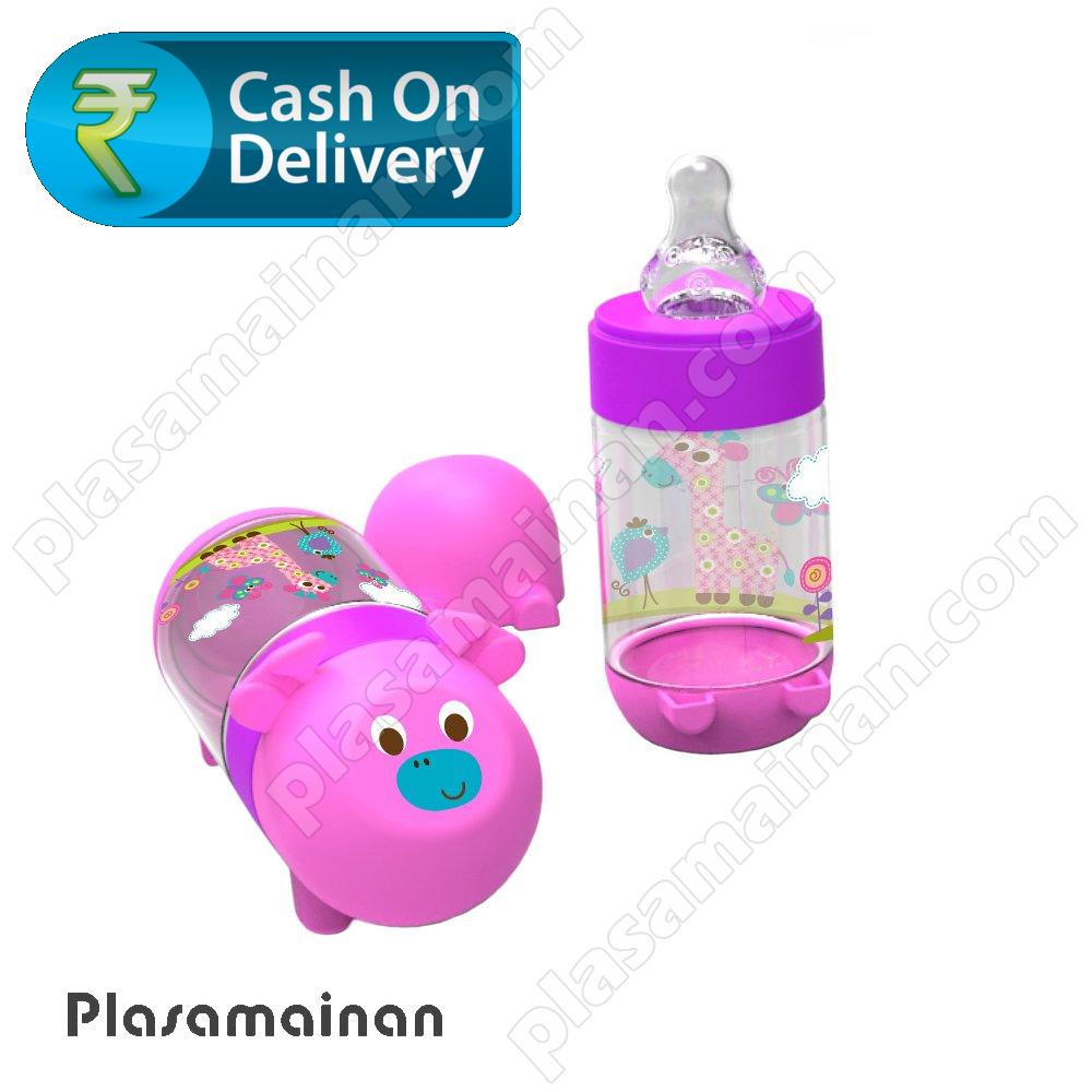 Baby Safe Feeding Bottle AP001 150 ml - Perlengkapan Bayi Botol Susu 150ML