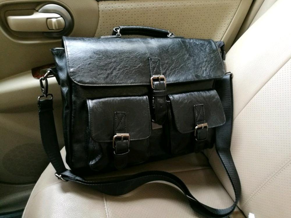 tas selempang kantor pria - tas ransel punggung backpack murah - tas kulit  import kekinian - ac0d704bd0