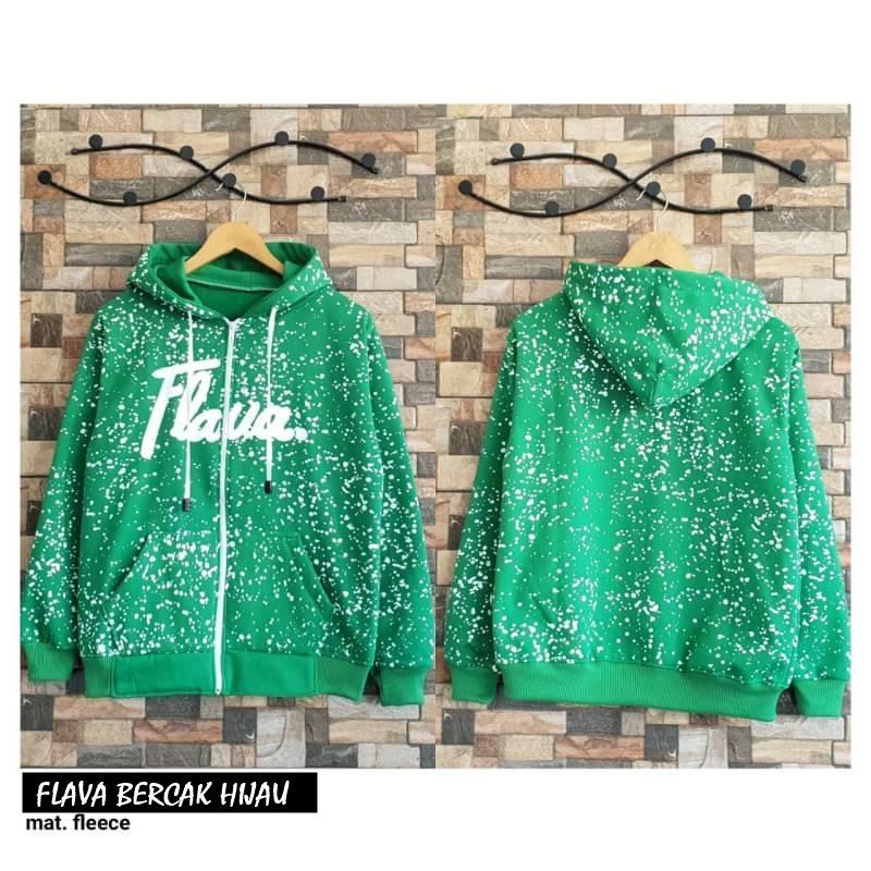 FLAVA BERCAK ||| nouska shop ||| jaket sweater baju atasan blouse rajut