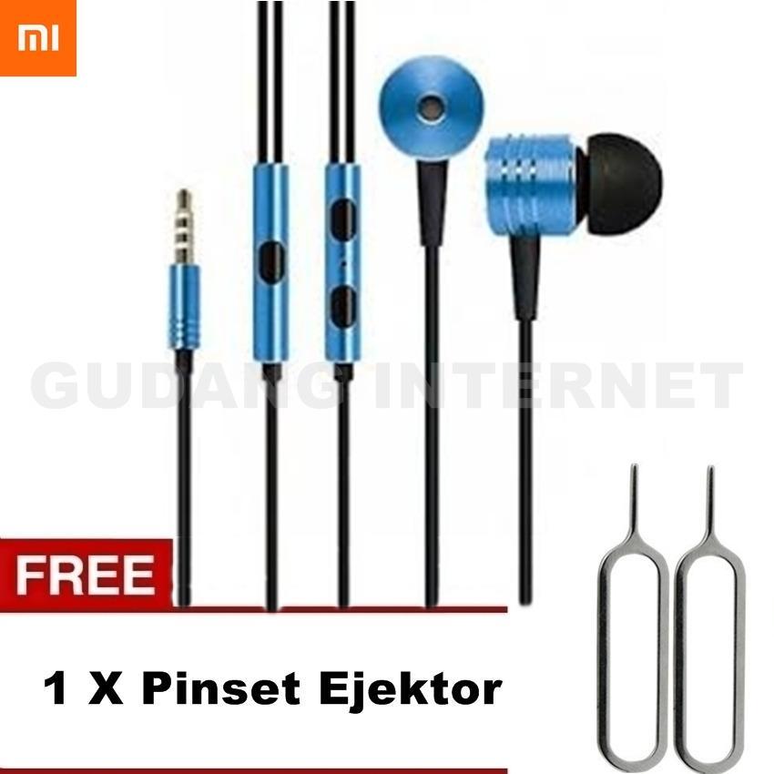 Xiaomi Piston 2 Earphone Hendset/hendsfree Big Bass Piston Mi 2nd Generation Handsfree/Headset