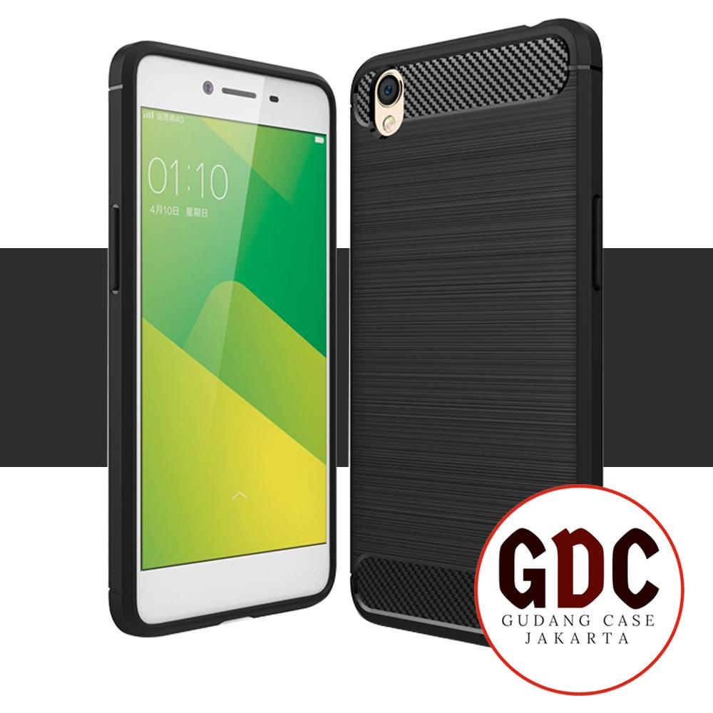 Fitur Case Carbon Ipaky Premium Tpu For Oppo Neo 7 A33 Black Dan Source · GDC