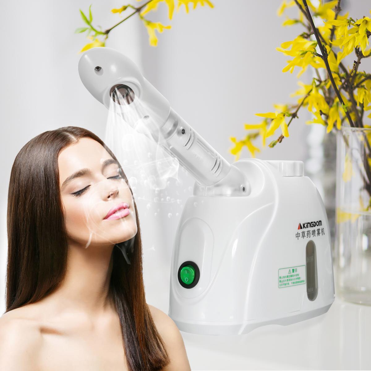 Profesional Ozon Alat Penguap Wajah Wajah Sprayer Salon Kecantikan Perawatan Kulit Instrumen-Intl