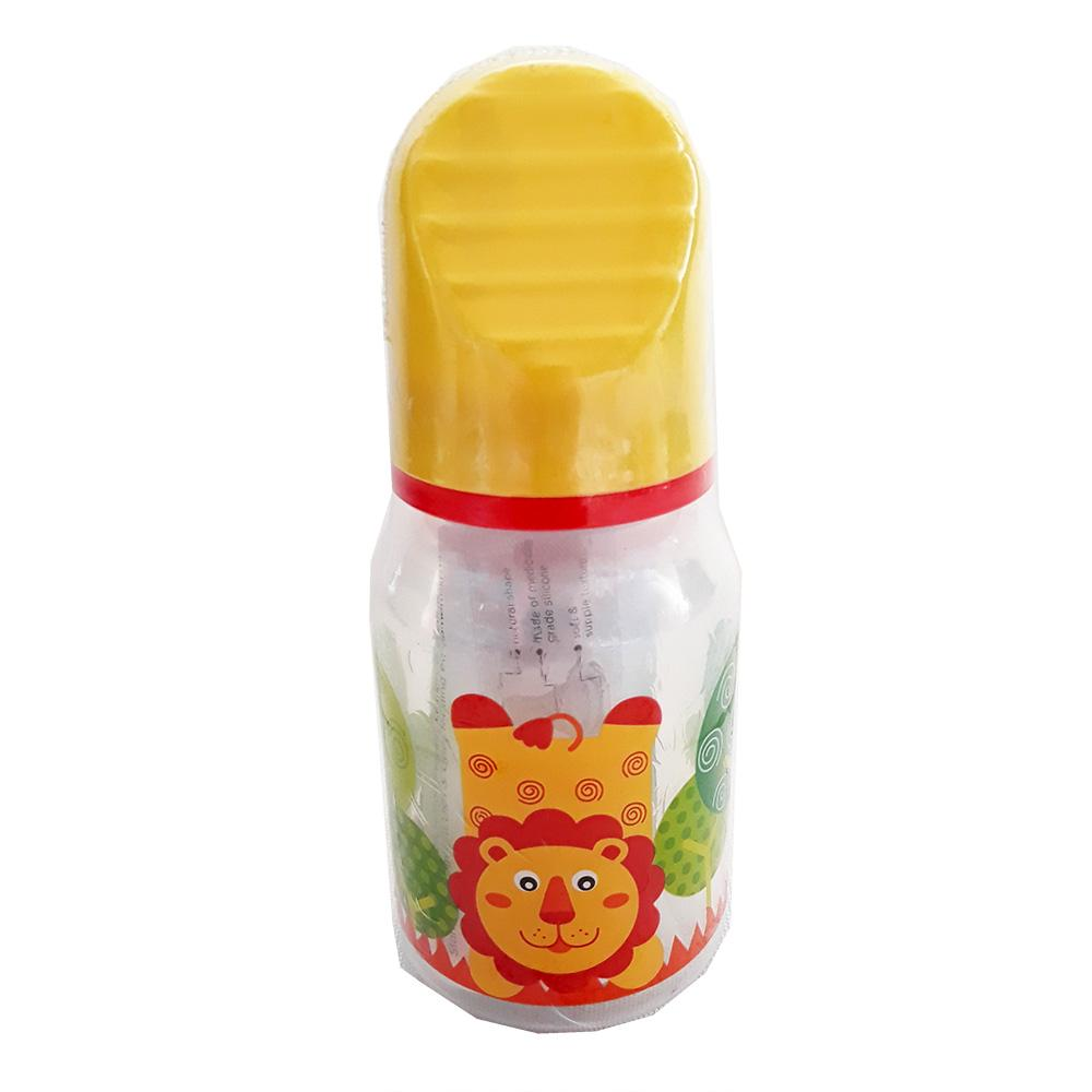 Baby Safe Feeding Bottle JS003 125ml BPA Free Botol Susu Bayi