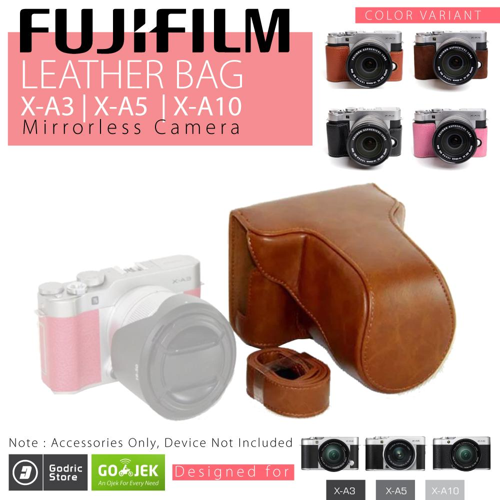 Fujifilm X-A3 / X-A10 / X-A5 / XA3 / XA10