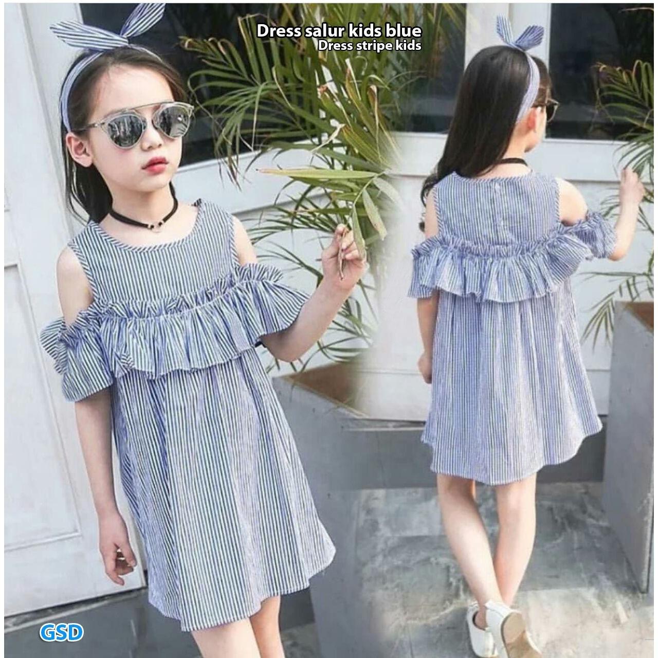 GSD Baju Anak / Baju Anak Cewek / Dress Anak / Baju Pesta Anak / Dress