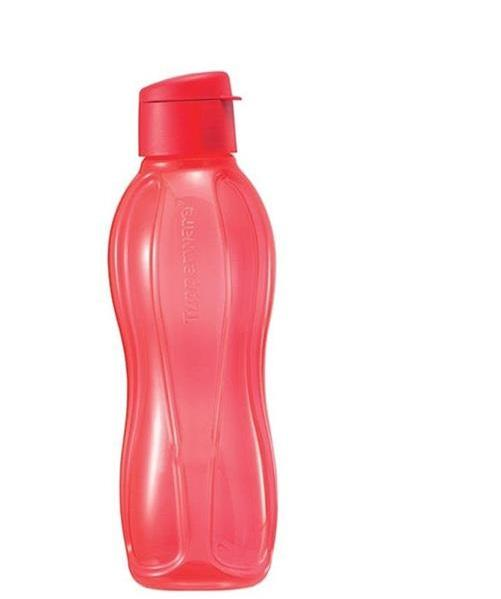 Tupperware Eco Bottle 1 Liter Flip Top - Tempat Minum Botol 1Lt