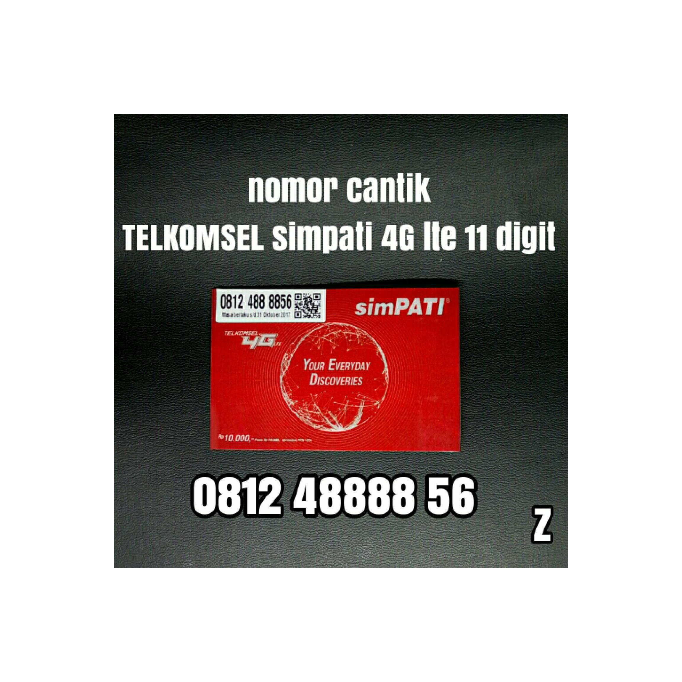 Kehebatan Kartu Perdana Simpati Internet 11gb Dan Harga Update Nomer Nomor Cantik 11 Digit Telkomsel 4g 856