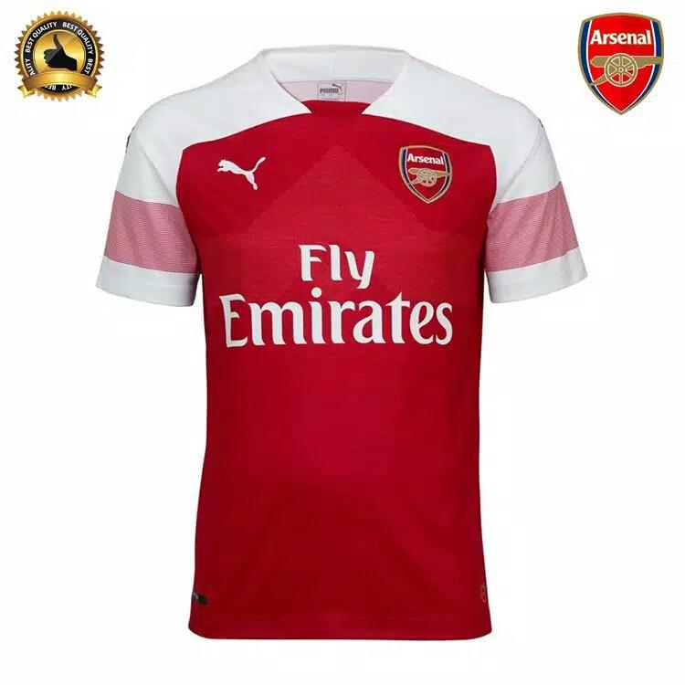 Sigab Store Jersey Bola Arsenal Home Musim 2018/2019 New