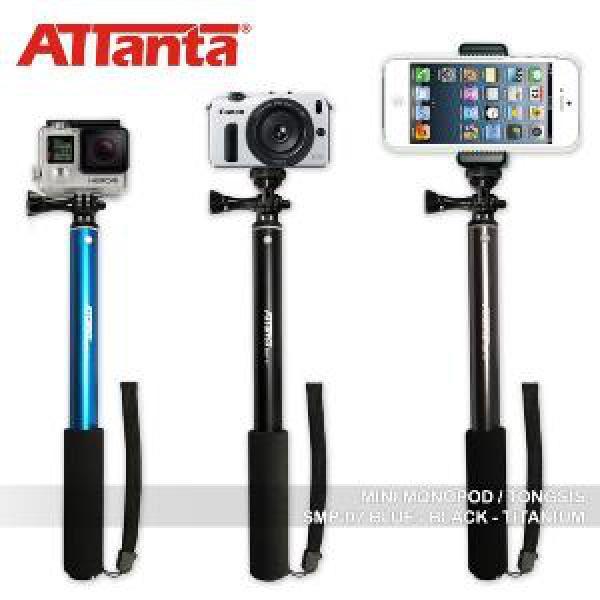 ... Tongkat Narsis Eksis Tongsis Selfie Stick Monopod Attanta SMP 07 Universal Kualitas Bagus