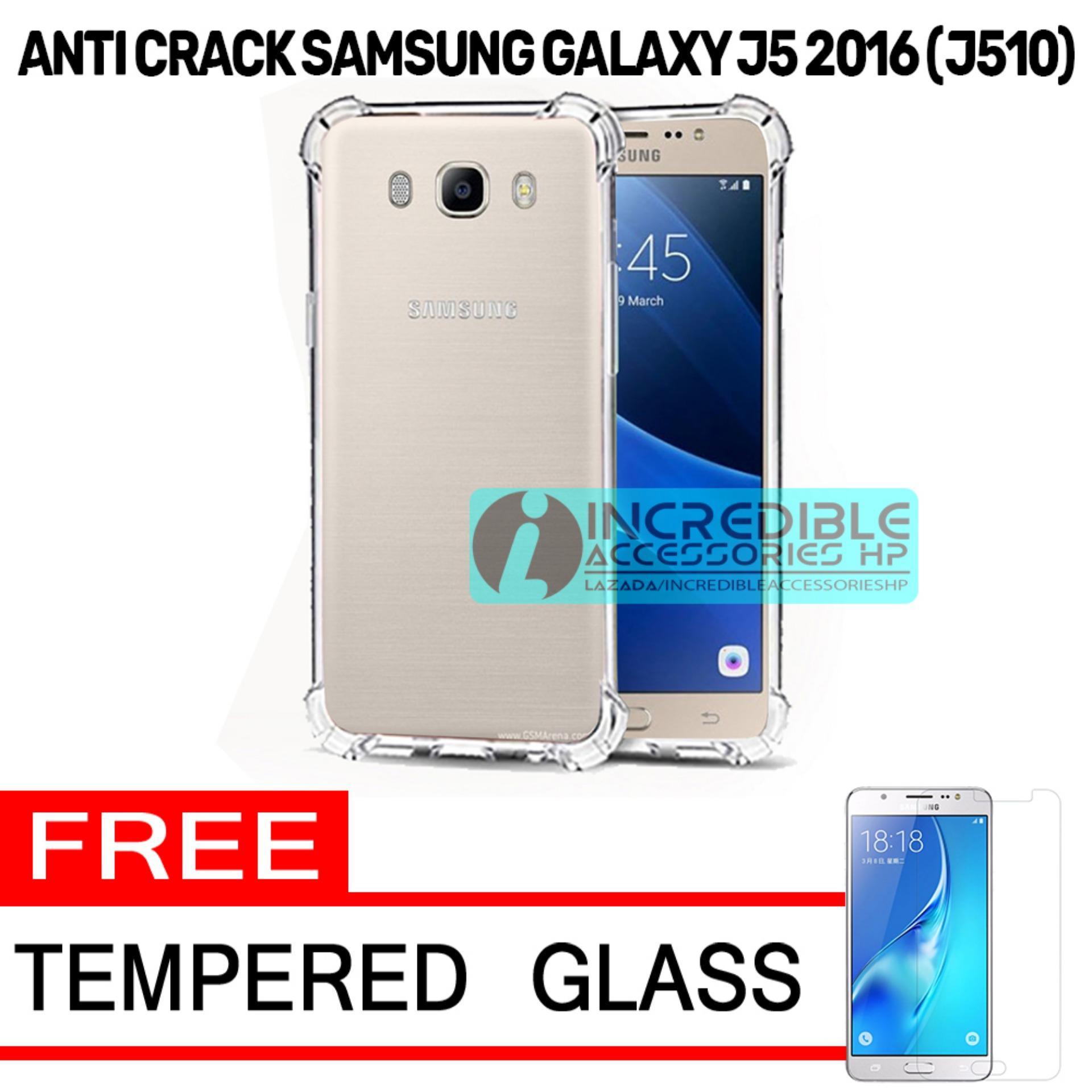 Harga Case Tough Armor Rugged Capsule Tpu . Source · Case Anti Shock / Anti Crack Elegant Softcase for Samsung Galaxy J5 2016 (J510)