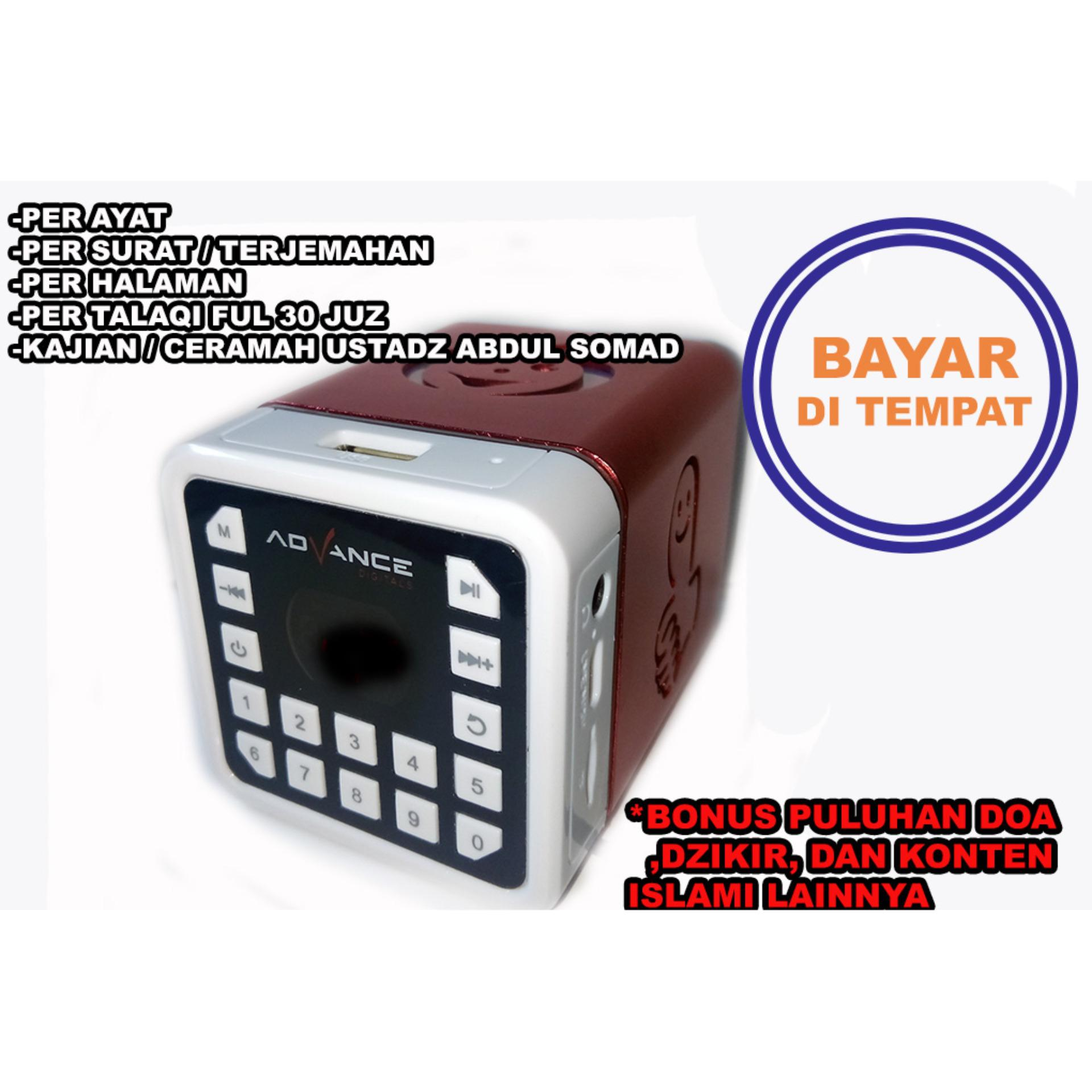 Kehebatan Speaker Portable Advance Tp 600 Audio Al Quran Murajaah Tp600 Original Hafal Alquran Mini Bisa Dikantong
