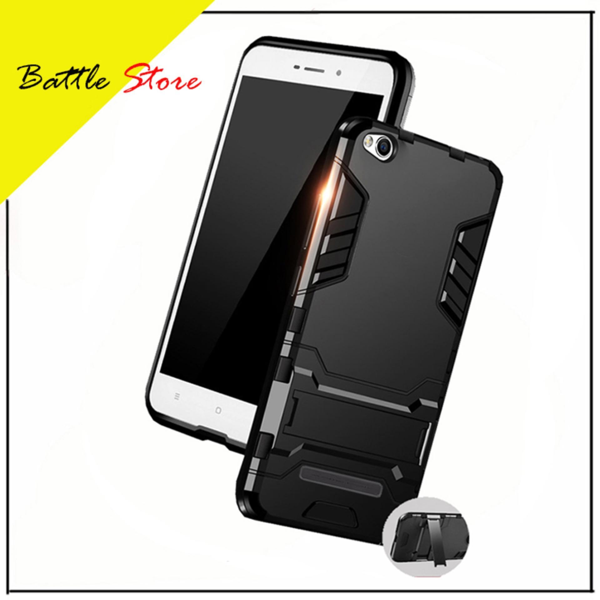Back Case Xiaomi Redmi 5A Iron Man Robot Transformer Ironman Limited - Black