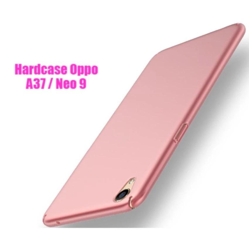 Hard Case case For Oppo A37 / Neo 9 - HITAM / BIRU / GOLD /