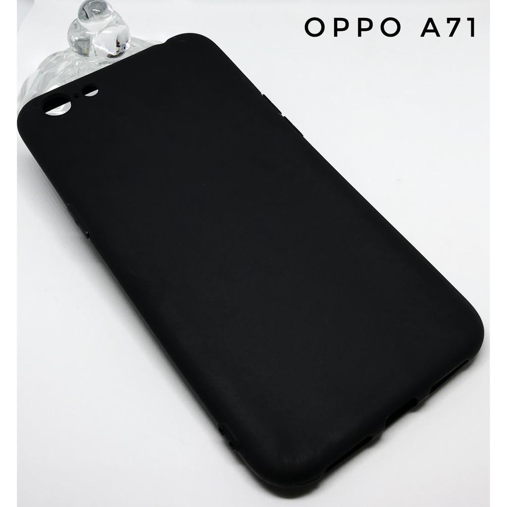 Case Slim Black Matte Oppo A71