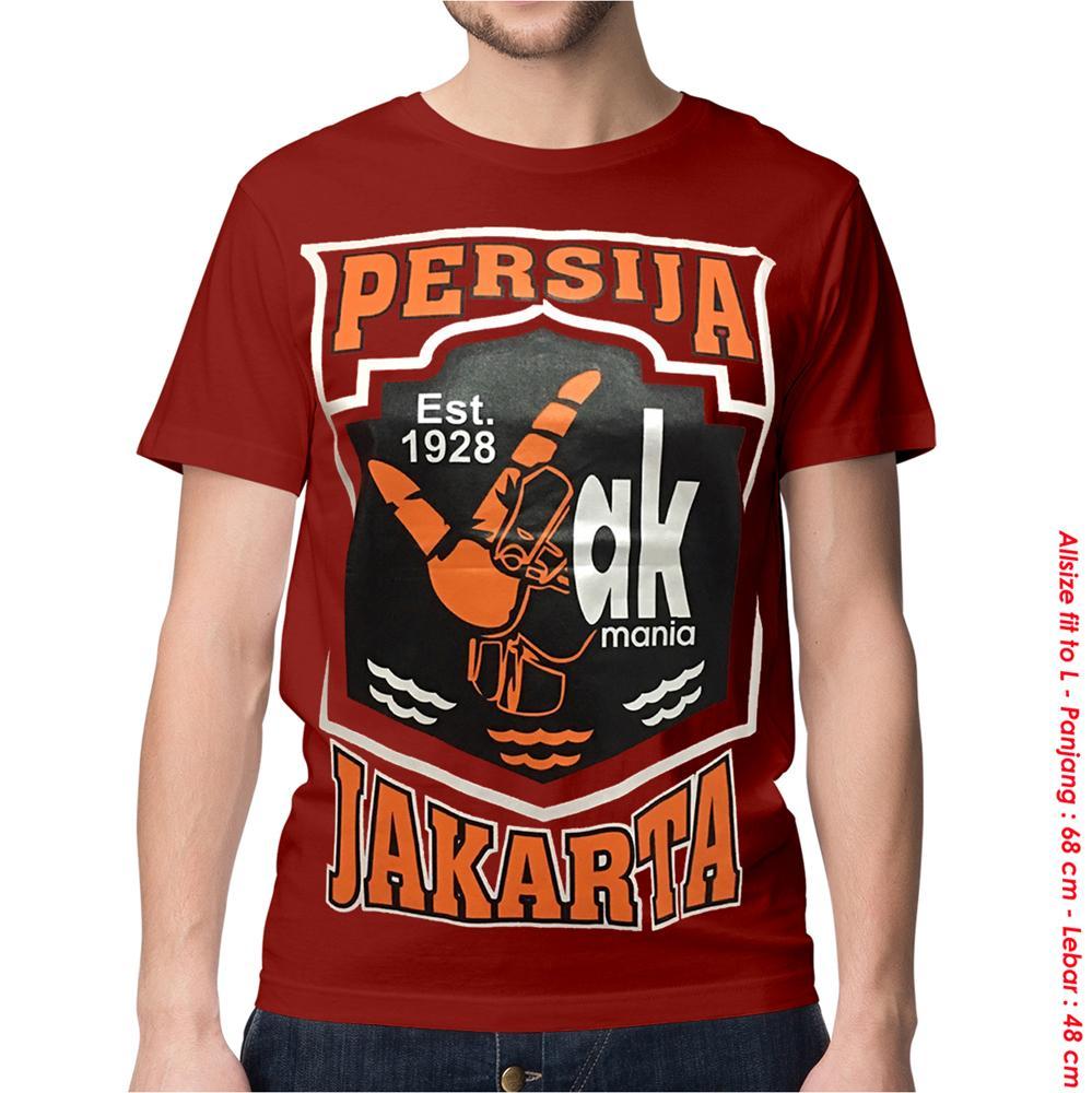 Kehebatan Baju Kaos Desain Persija 1928 X6zimb Dan Harga Update T Shirt Tulisan Arab Distro Bola Jak Red