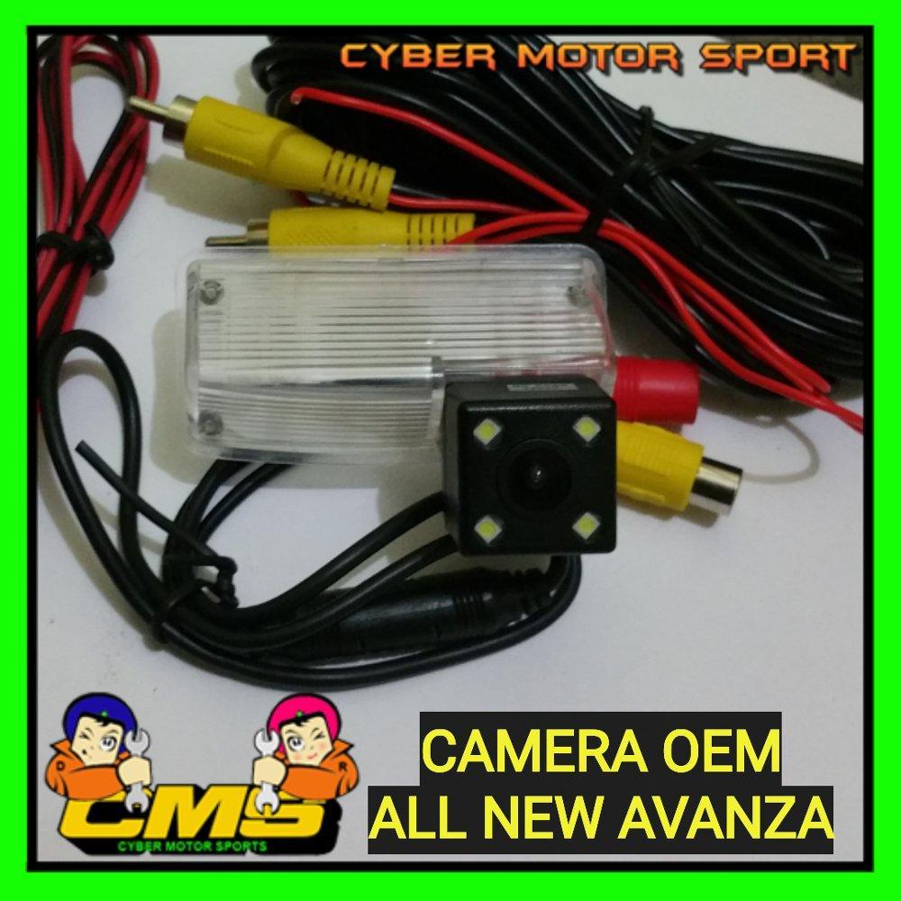 Kamera Parkir Khusus All new Avanza. Camera parkir oem toyota Avanza All new. Kamera