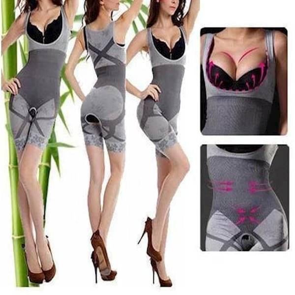 Bambo Natural Slimming Suit/ Korset Pelangsing