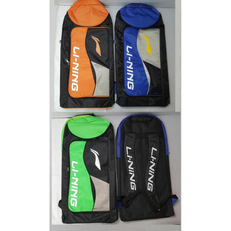 Kehebatan Raket Badminton Original Lining Super Series Ss 99 Plus Tas Ransel Backpack New Model