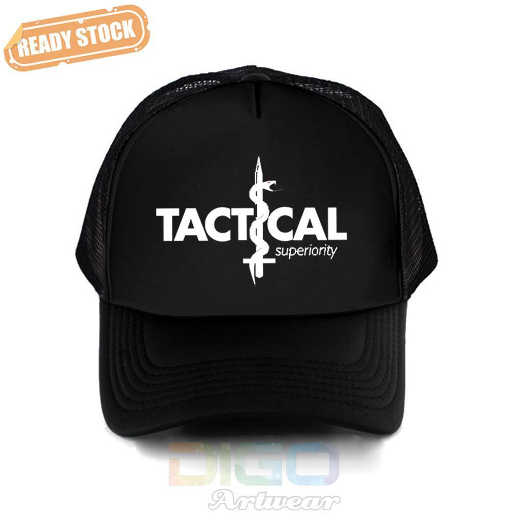 Military Army Urban Sun Visor Cap Mens Lady Hat Camo Camouflage Jungle Baseball - Desert Digital. Source · Topi Tactical Trucker - Hat Tactical