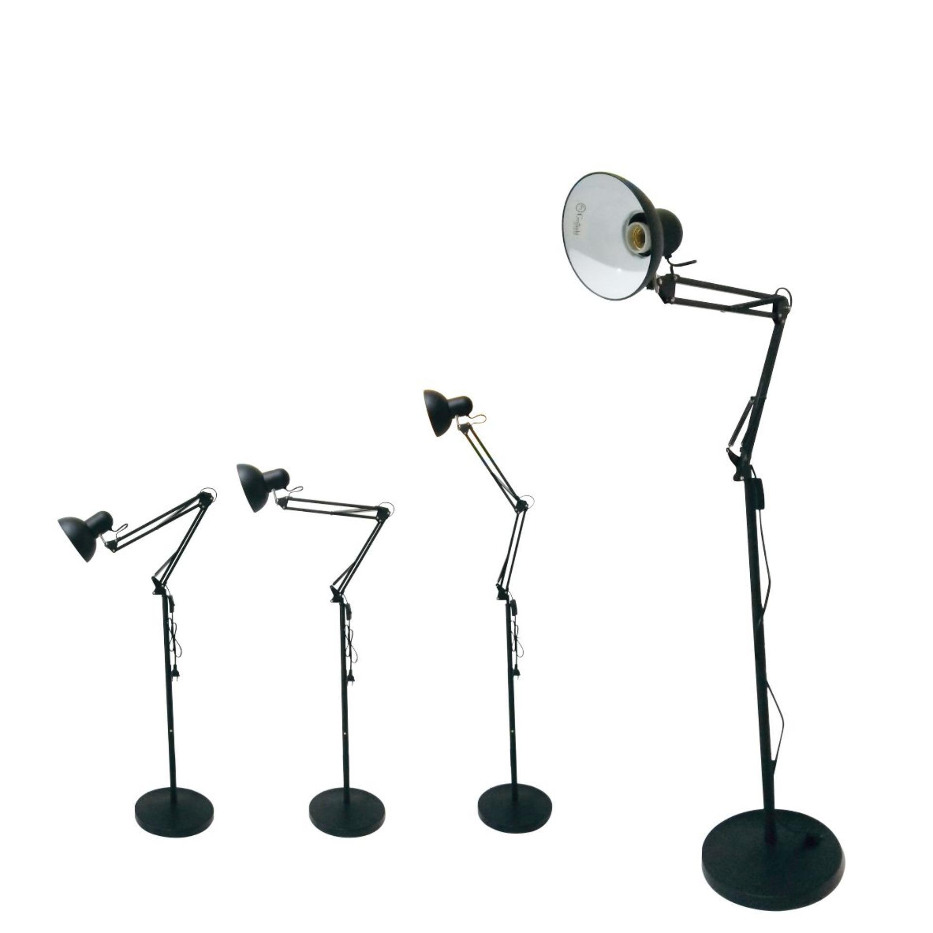 WEITECH LAMPU BERDIRI/LAMPU LANTAI/ LAMPU BACA 930