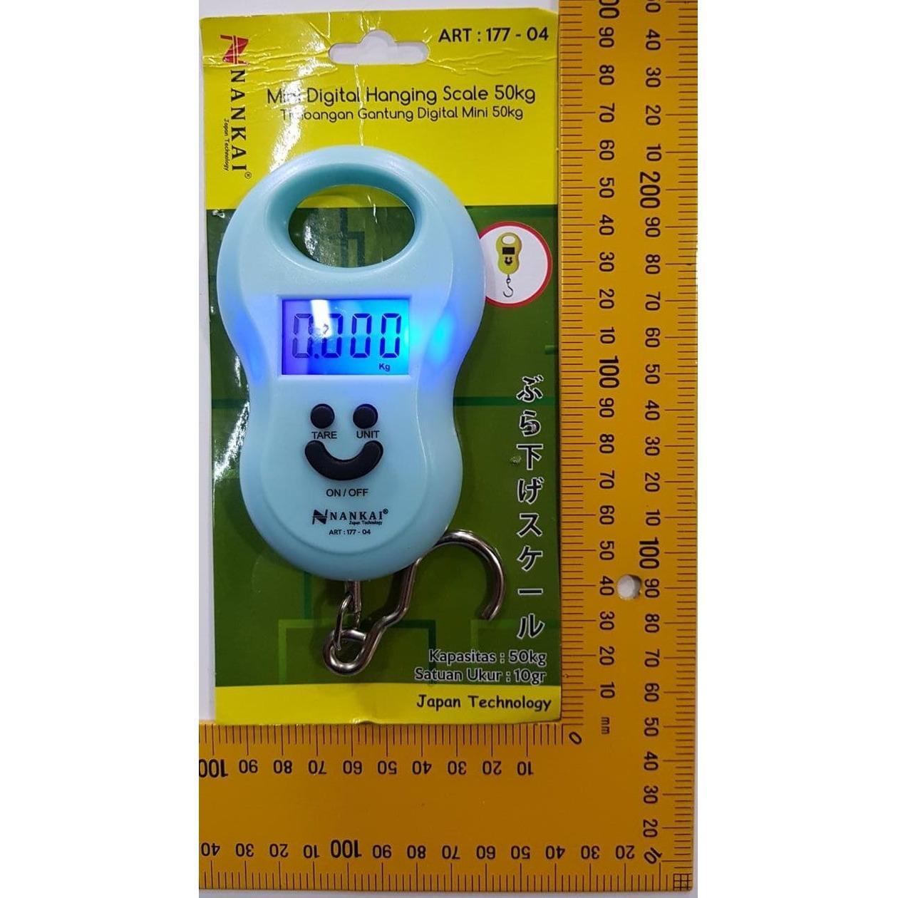 Kehebatan Timbangan Gantung Digital Elektrik 50 Kg Dan Harga Update Japan Mini Portable Electronic Scale