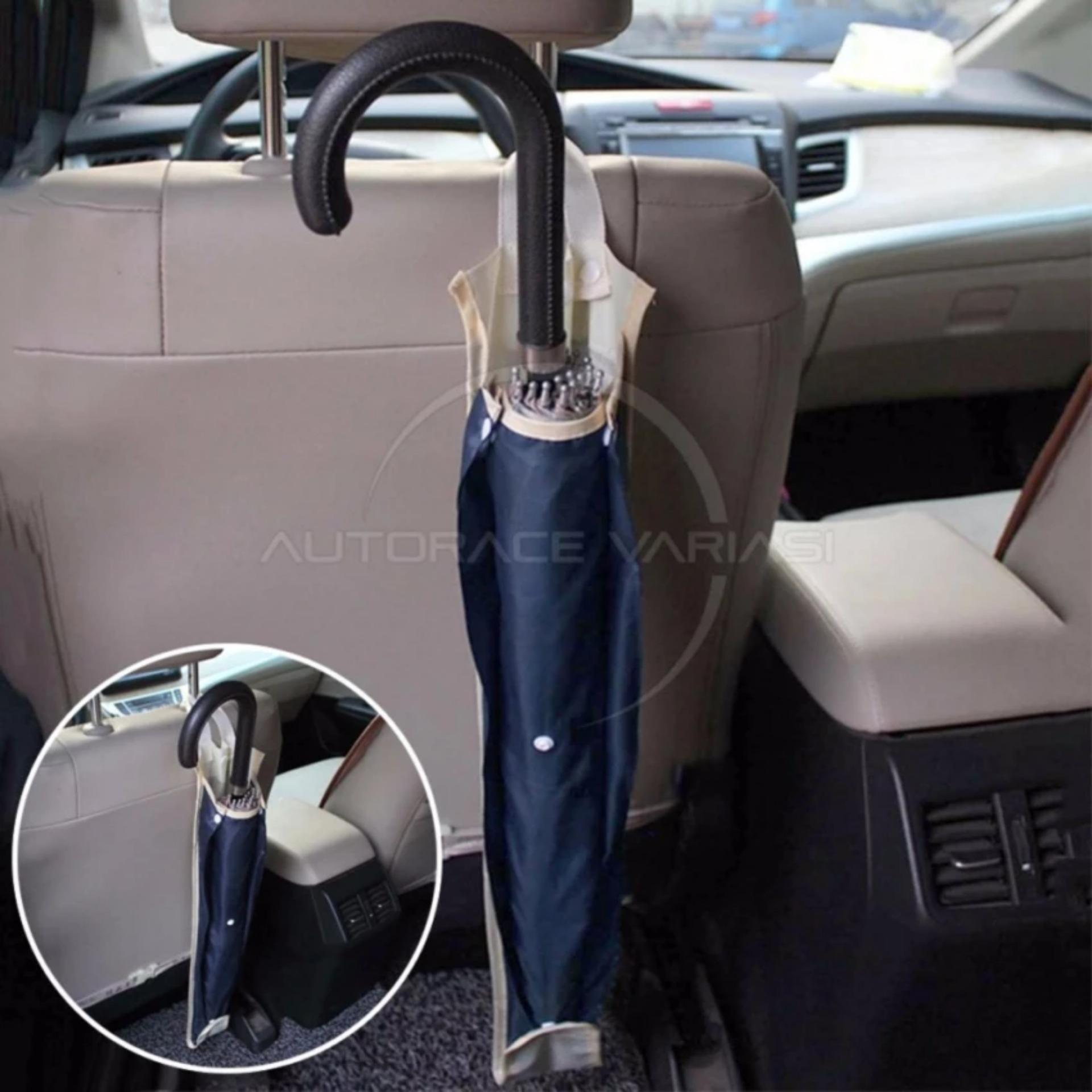 Tempat Penyimpanan Payung MOBIL- Umbrella Organizer CAR