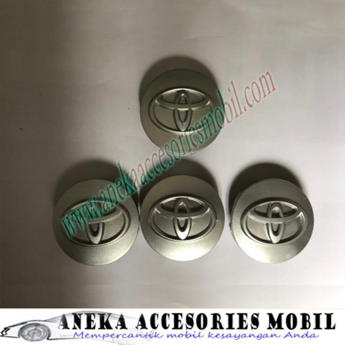 Dop Roda / Wheel Cap Tutup Docking Velg Toyota All New Avanza