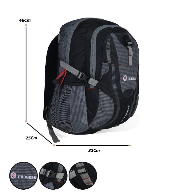 Progess Tas Ransel Tas laptop Tas Backpack Tas Sekolah Tas Punggung 019 BKZ 05ca8fd036