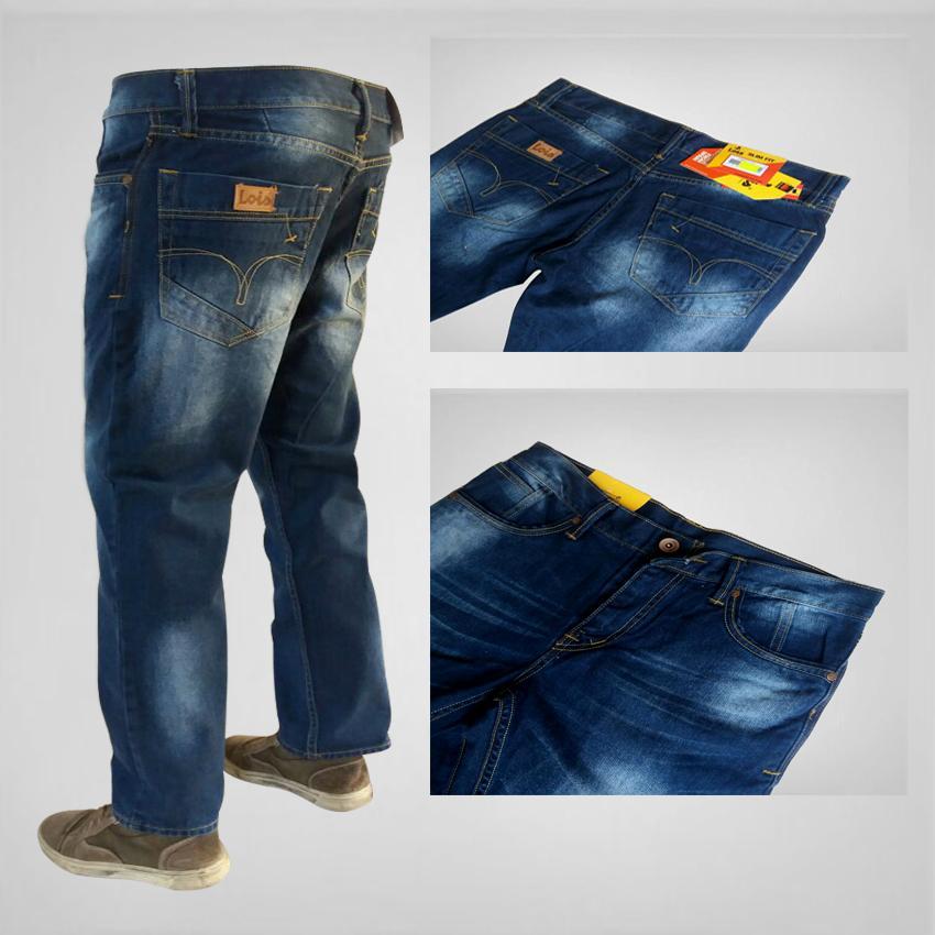 Celana Jeans Panjang / Celana jeans lois pria /Celana jeans / Celana jeans terbaru model