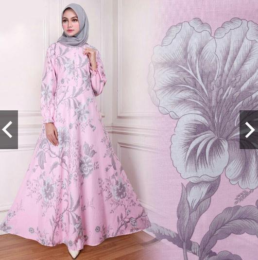 Cek Harga Baru Indonesiaheritage Busana Muslim Wanita Gamis Pesta