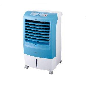 harga Midea AC120-15FB Penyejuk Udara / Air Cooler Tangki Besar Kapasitas 15 Liter - Biru Lazada.co.id