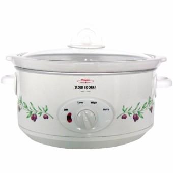 Maspion MSC 1835 Slow Cooker 3.5 Liter