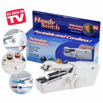 TOKO49 - Handy Stitch Portable Handheld Sewing Machine Mesin Jahit