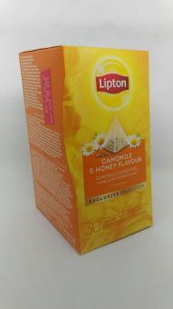 Review Lipton Stl Env Earl Grey 25s Recent Model And Source · AGO Teh Lipton Camomile