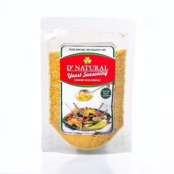 D' Natural Yeast Seasoning 100 Gram